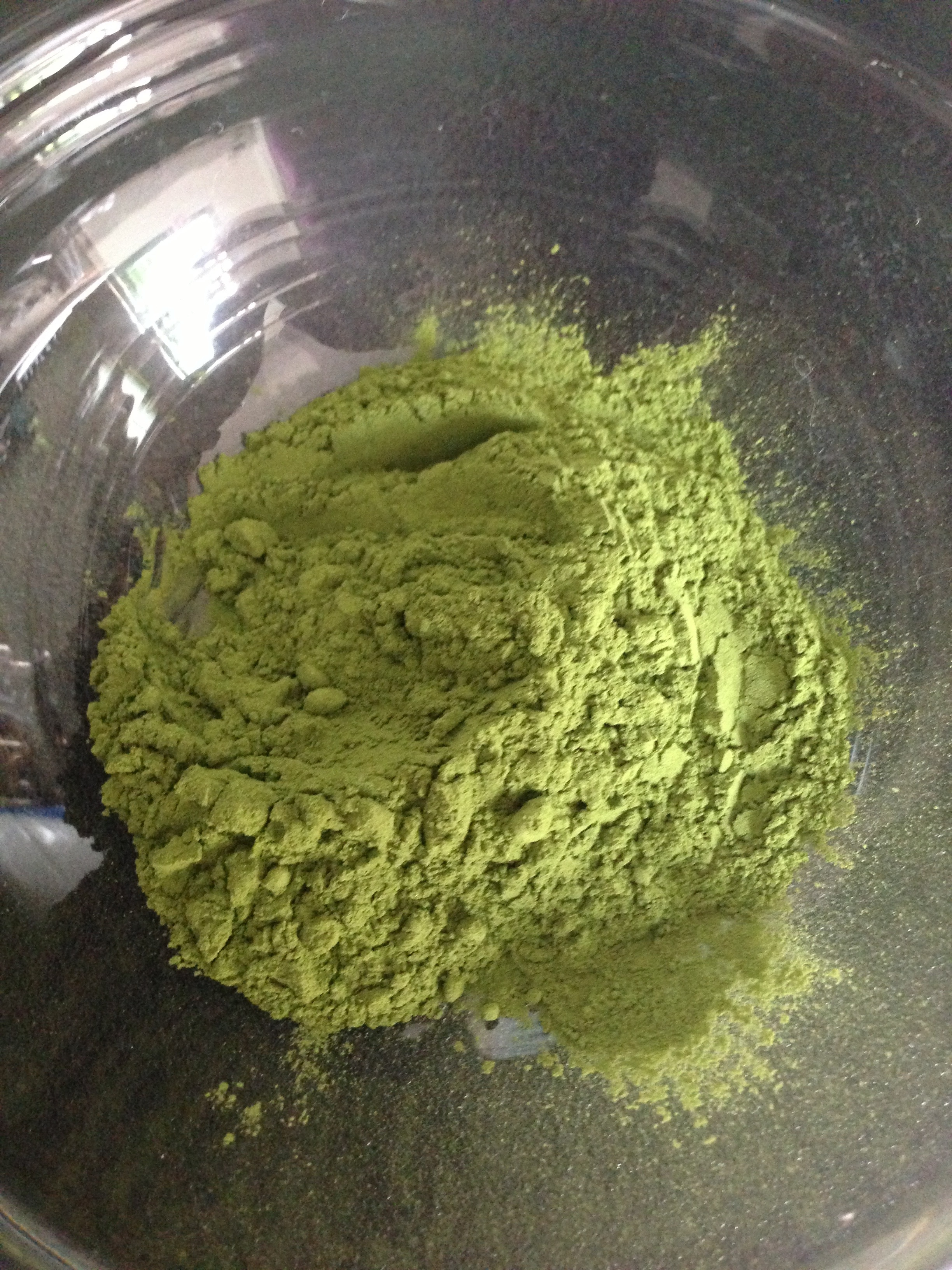 how to make matcha powder from scratch